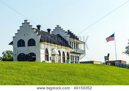 Historic Plaquemine Lockhouse