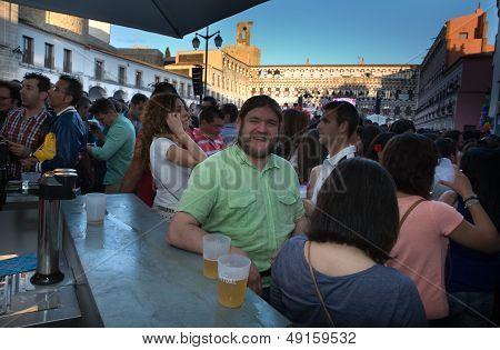 Crowded Bars