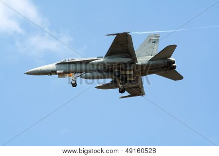Raaf F-18 Hornet