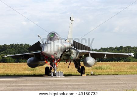 French Rafale jet