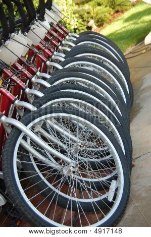 Bikes Jekyll Island