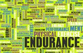 Endurance Training and Mental Strength as Concept