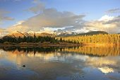 Molas Lake And Needle Mountains, Weminuche Wilderness, Colorado poster