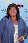LOS ANGELES - AUG 11:  Abby Lee Miller at the 2013 Teen Choice Awards at the Gibson Ampitheater Univ