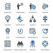 foto of maze  - This set contains 16 business icons that can be used for designing and developing websites - JPG