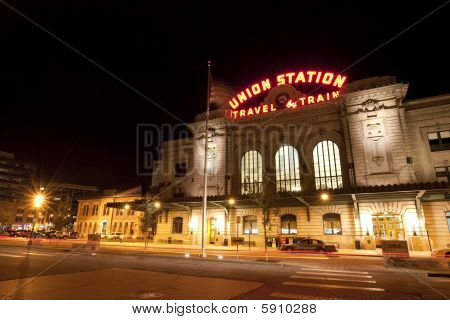 Historic Denver Union Station