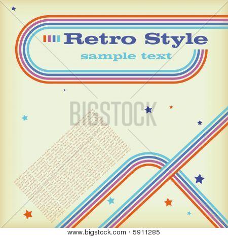 Retro Style Cover