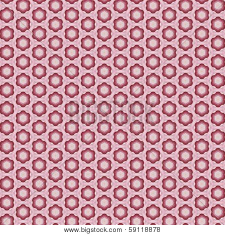 Abstract red patten background
