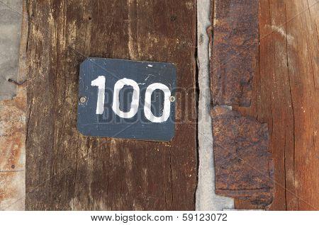 Number 100