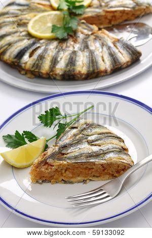 anchovy pilaf(hamsi pilav), Turkish cuisine, Black Sea specialty