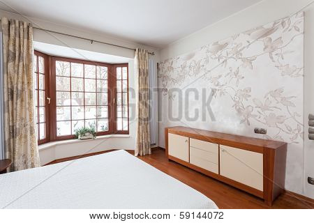 Classy House - Bedroom
