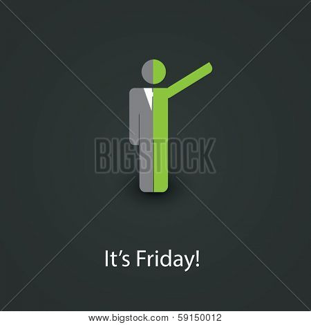 It's Friday! - Design Concept