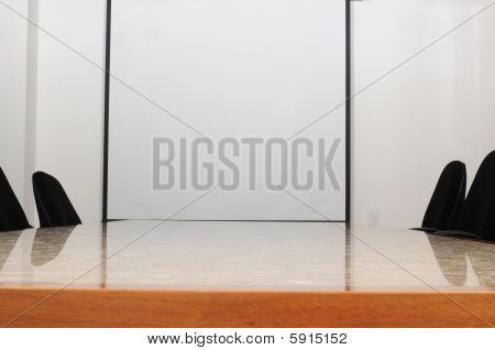 Sala de juntas.
