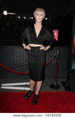 LOS ANGELES - JAN 27:  Mackenzie Davis at the