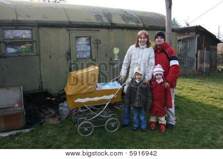 Poor Family