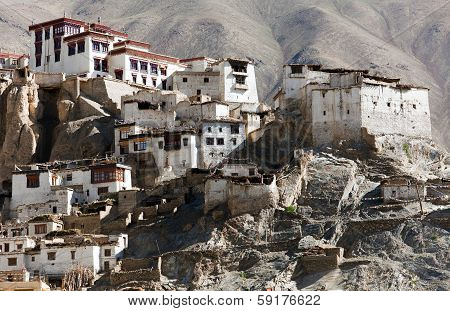 Lamayuru Gompa - Buddhist Monastery In Indus Valley - Ladakh - Jamu And Kashmir - India