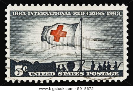 Red Cross 1963
