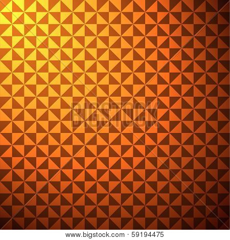abstract triangle pattern background vector