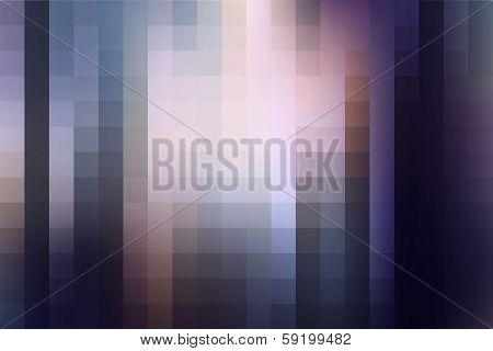 creative retro square pattern background stock vector