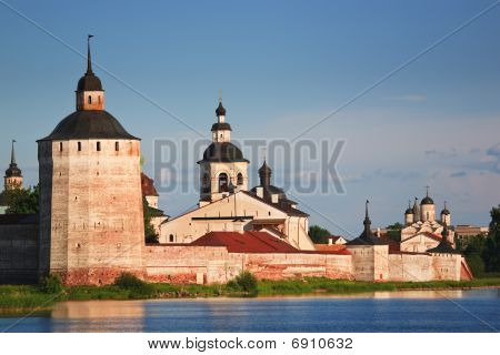 Kirillo-belozersky Monastery, Overview