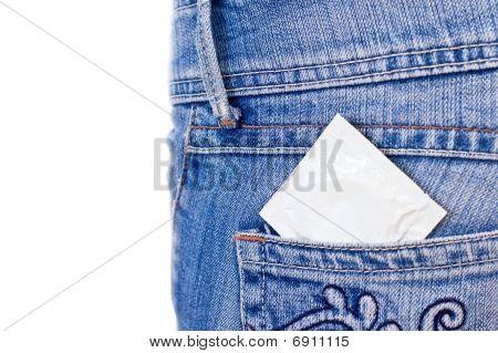 Condom In Pocket