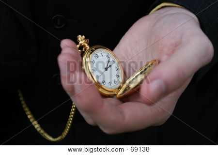 Executive Time, Large Pocketwatch 2