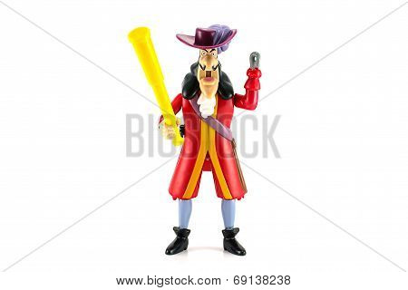 Captain Hook's Pirate Crew