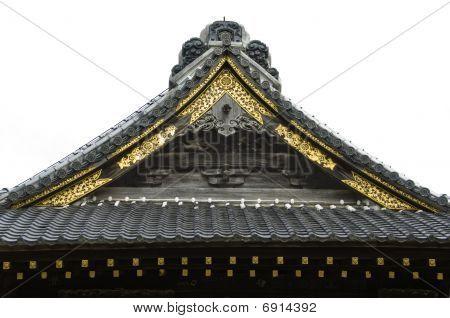 Buddhist Roof.