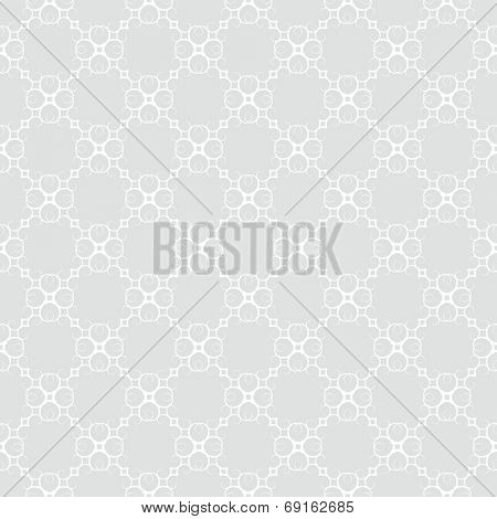 Ornate seamless vintage background pattern