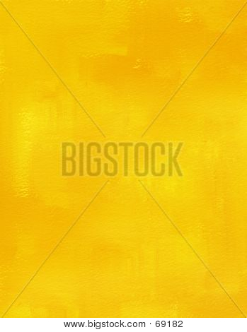 Abstract Colourwash Background - Yellows