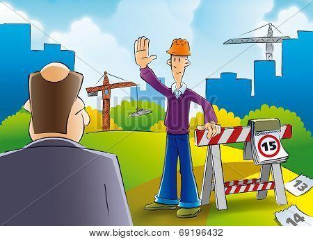 builder inspector stops