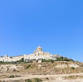 foto of gozo  - The Citadella  - JPG