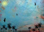 Sky Palm Forest