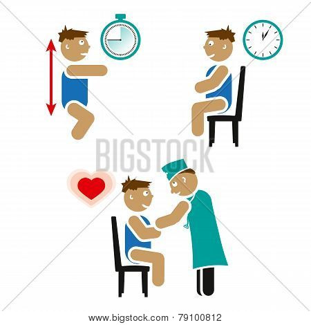 Children Cardiovascular Test