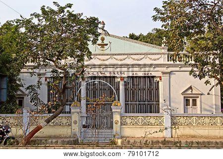 Zoroastrian Temple In Ahmedabad