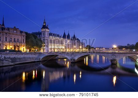 Castle Conciergerie