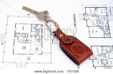 Key On Home Plan