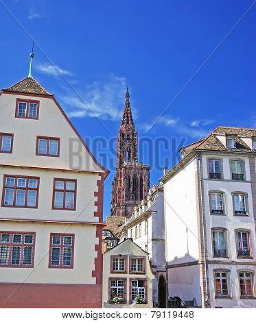 Strasbourg Scene