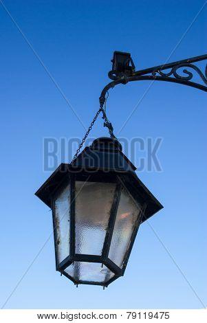 Wall Mounted Street Lamp