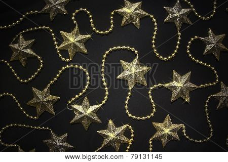 Star Decorations Background