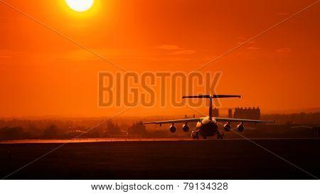 Take off