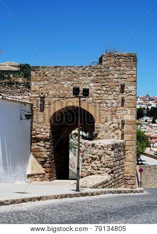 Santa Lucia gateway, Ubeda.