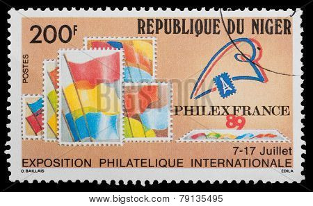Simulated Stamps
