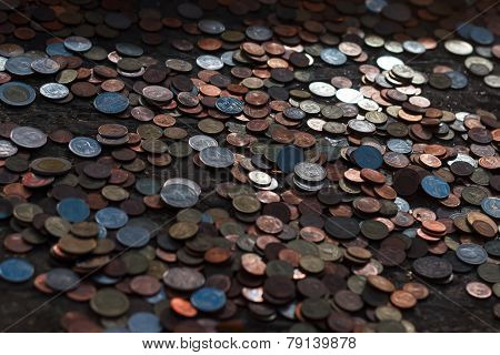Many Thai Coins