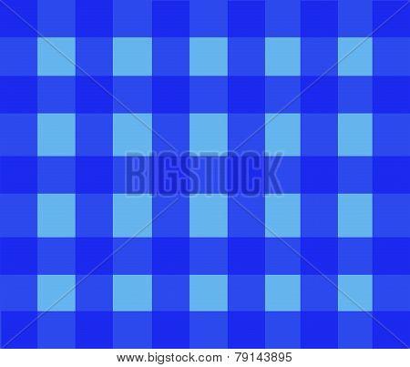 Background-Blue Checkered