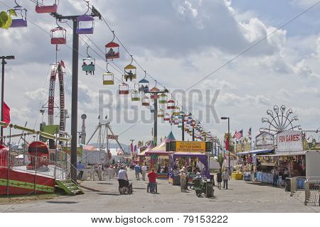 State Fair Amusements