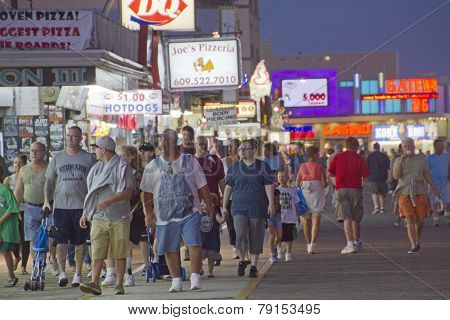 Wildwood Boardwalkers