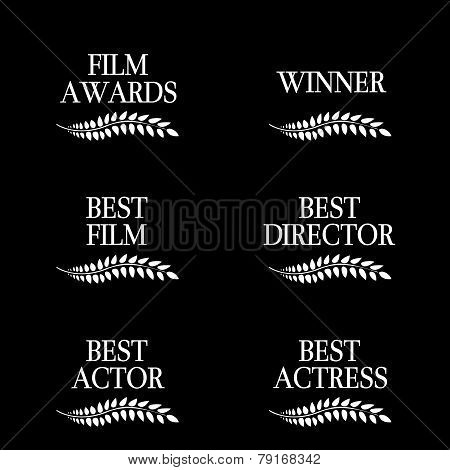 Film Winners Black And White 2