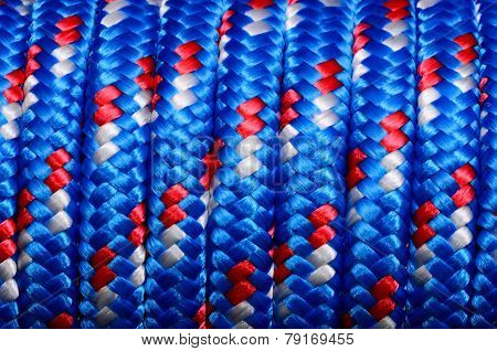 Texture Of The Rope