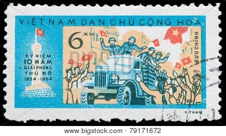 Independence Of Vietnam